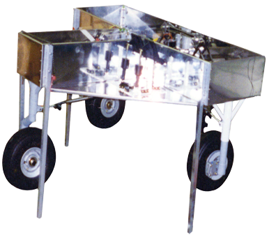 AS-01 Tricycle Landing Gear Trainer