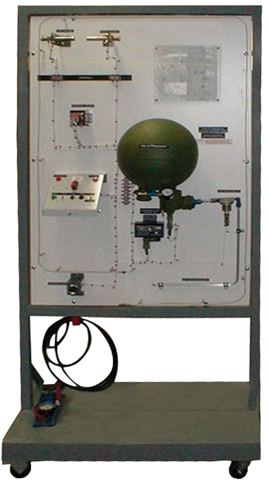 AS-24 Fire Detection & Extinguishing Trainer
