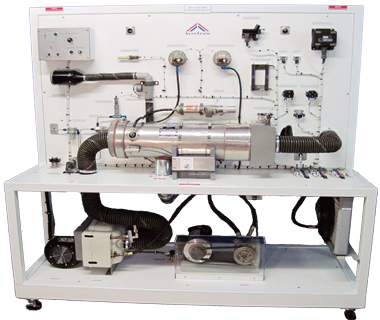 AS-43 Air Conditioning & Heating System Trainer