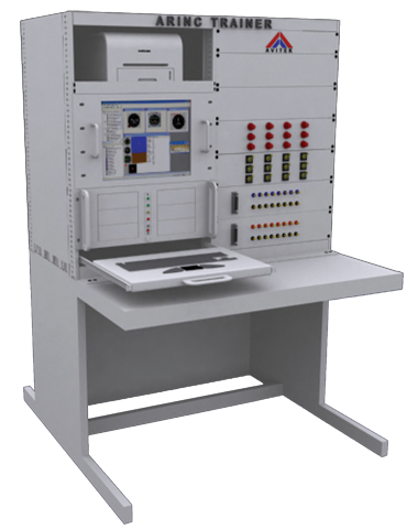 Aircraft Data Bus Trainer Model AT-06 @ AeroTrain Corp on
